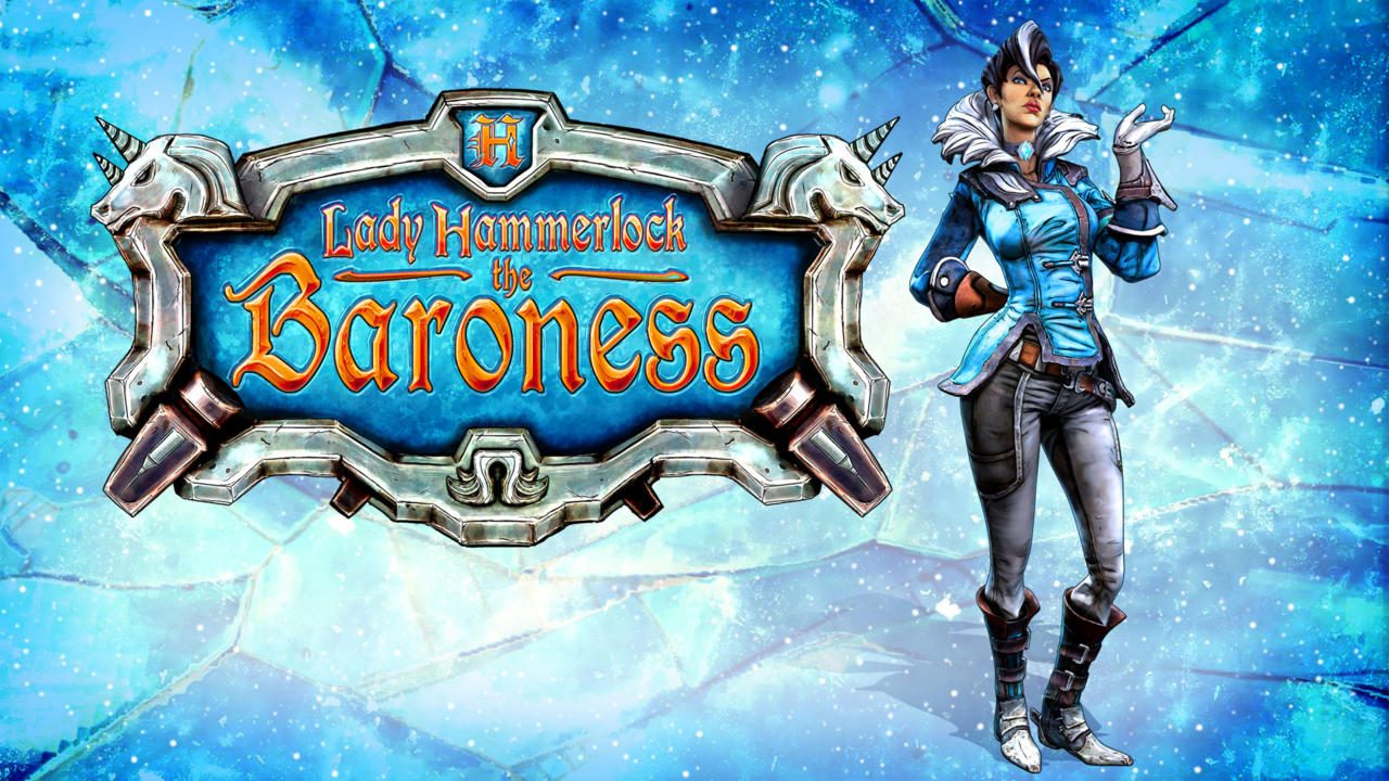Borderlands Pre-Sequel class: Aurelia the Baroness