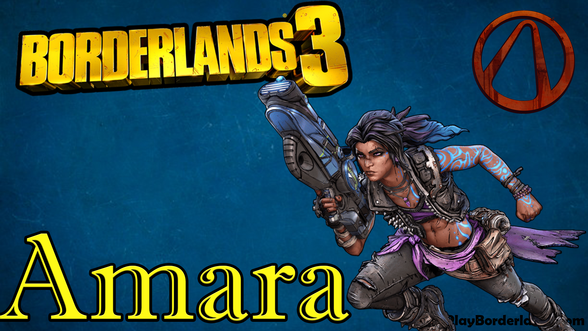 Amara character borderlands 3