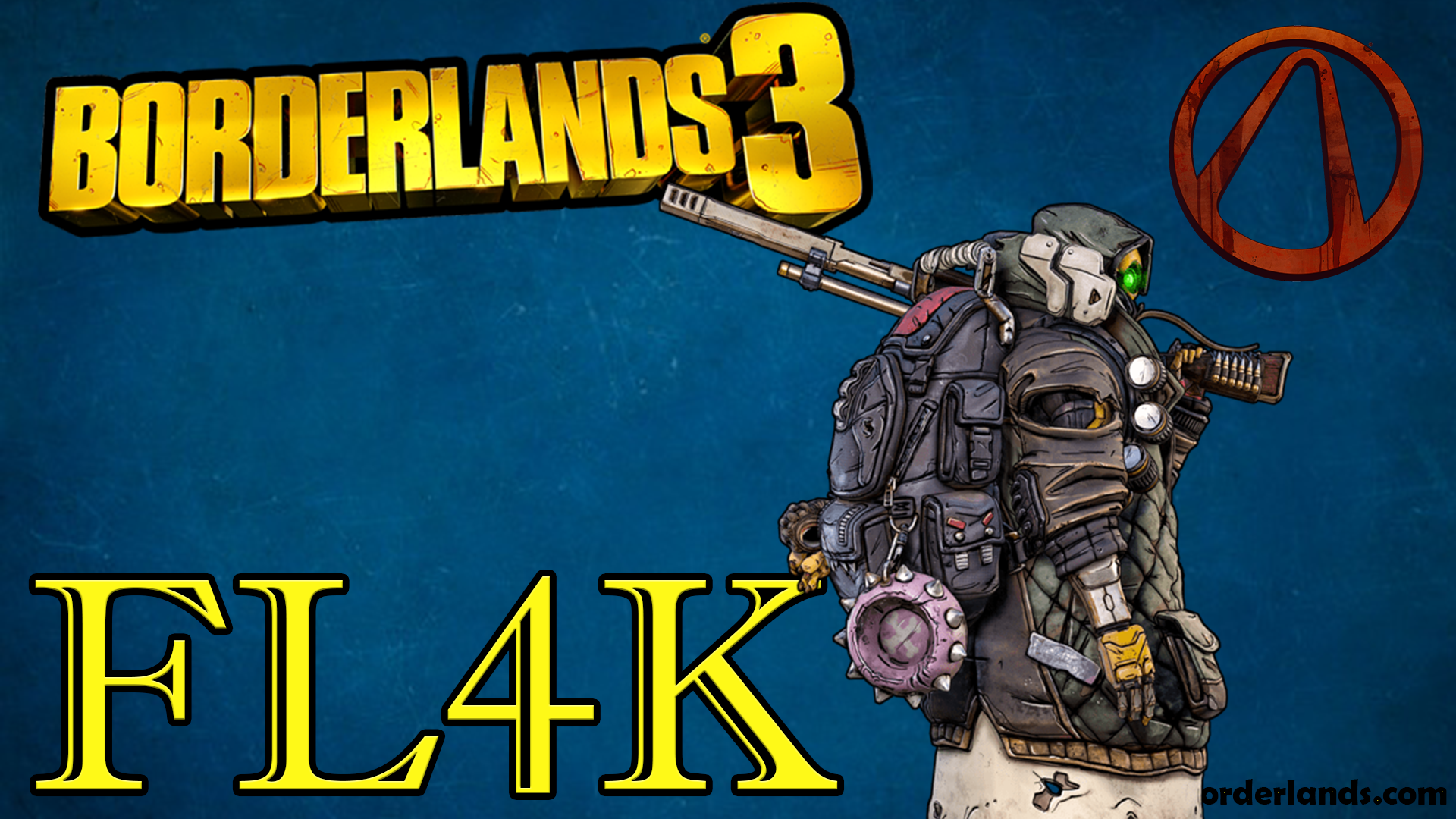 Fl4K Borderlands 3 Character