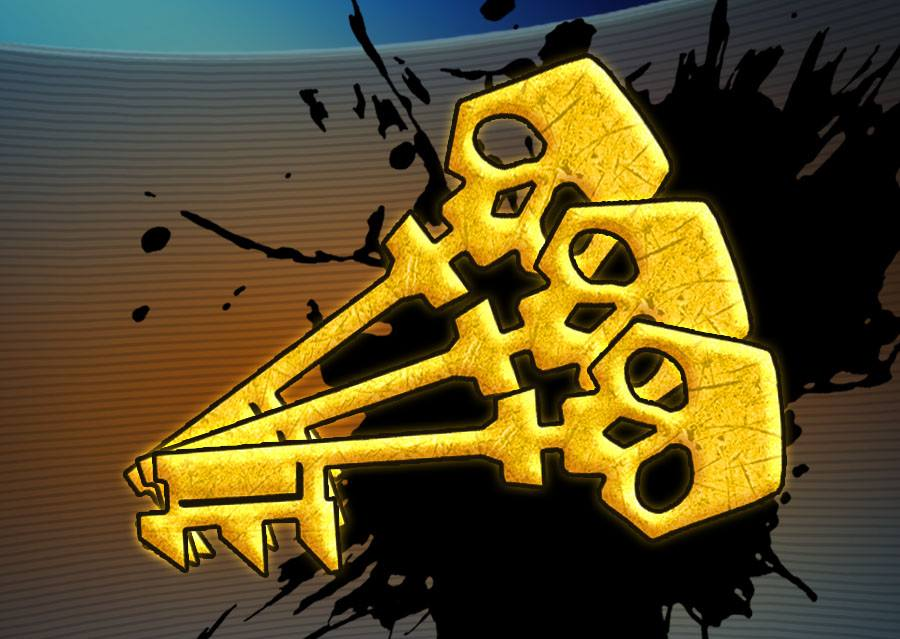 Golenkeys borderlands tuto